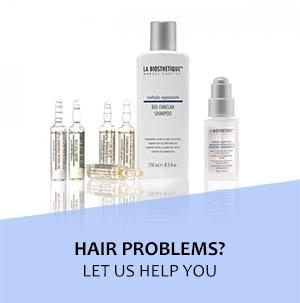 Hair Problem Help