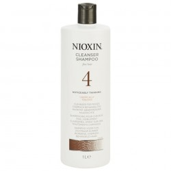Nioxin System 4 - Scalp Therapy Shampoo - Chemically Enhanced Hair