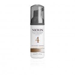 Nioxin System 4 - Scalp Treatment - Chemically Enhanced Hair
