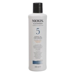 Nioxin System 5 - Cleanser Shampoo - Chemically Treated Hair